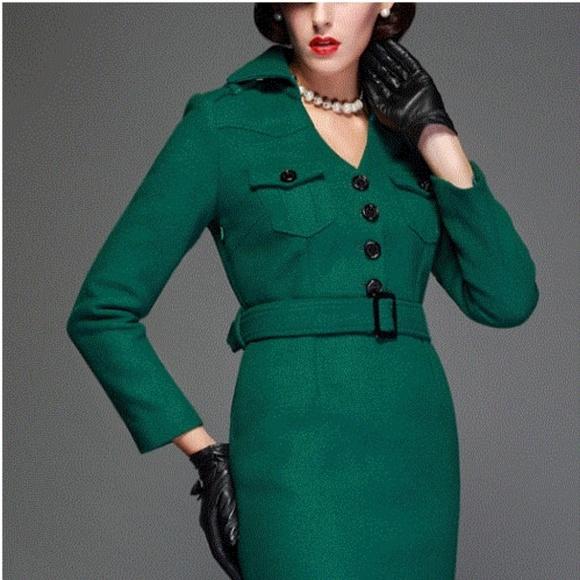 Dresses & Skirts - Vintage syle bodycon pencil dress